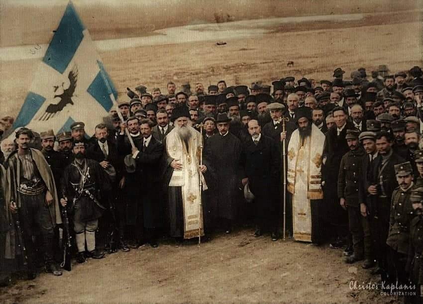 17 Φεβρουαρίου 1914 - Η Ανακήρυξη της Αυτονομίας της Βορείου Ηπείρου